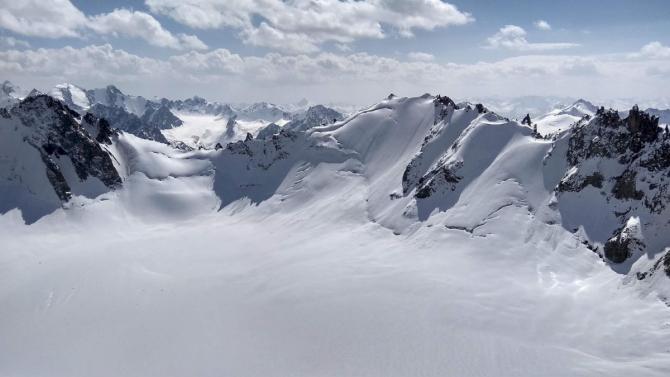 Если есть на свете рай, то это Киргизия (Горный туризм)