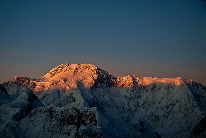 Победа ( подслушанная история , Альпинизм)