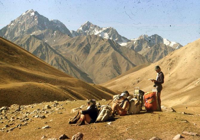 Куда идет туризм для молодых, или зачем молодому поколению горы... (Горный туризм)
