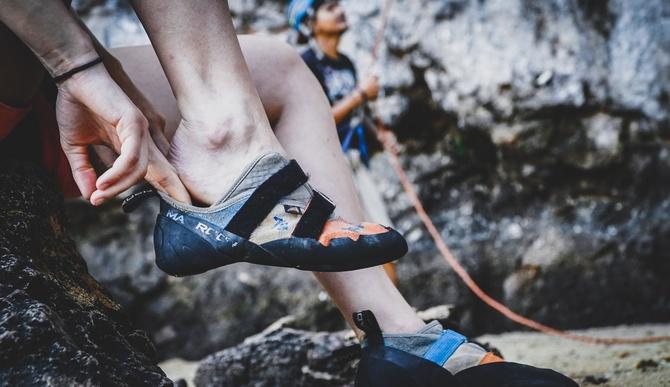 Кaк выбрaть скальные туфли, или Чек-лист для тех, кто не хочет заморачиваться :, Скалолазание)