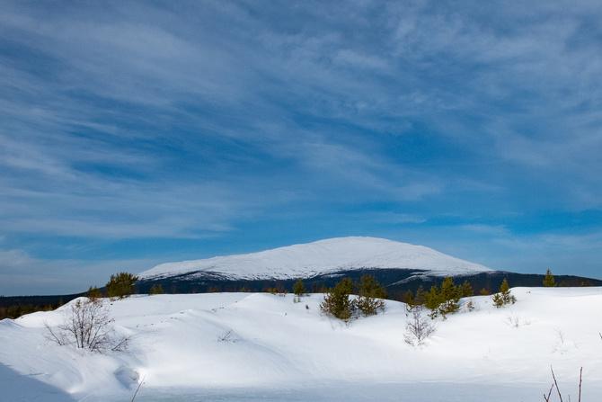Поход в Североуральские Альпы (Горный туризм)