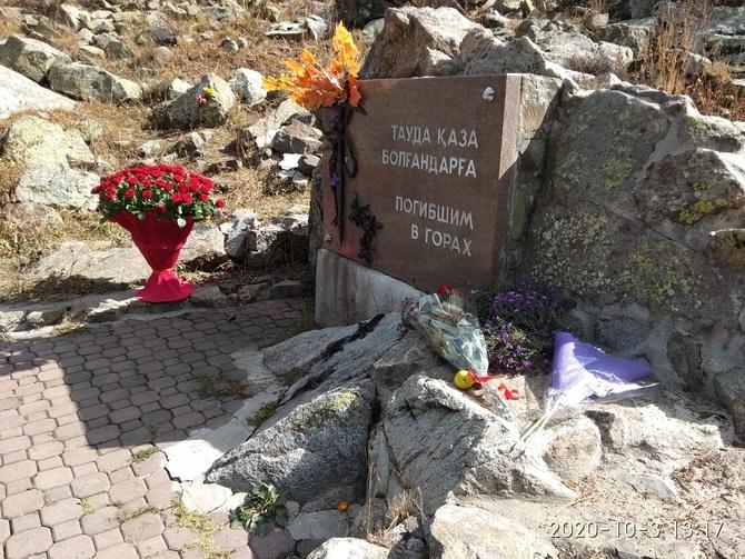 Мемориал - 2020 (Альпинизм)