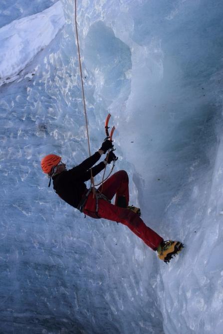 Oснoвныe причины срывов при движении по льду. Ледолазание и безопасность. (Альпинизм)