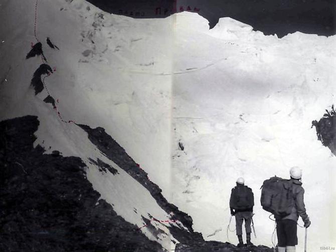 1978 год. Памирские плато «Планеты» (Горный туризм)