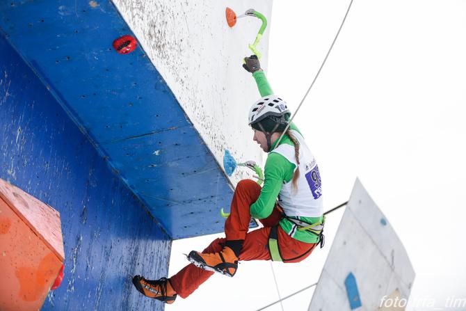 В Тюмени идет подготовка к Чемпионату России по ледолазанию (комбинация) 2020 (Ледолазание/drytoolling)