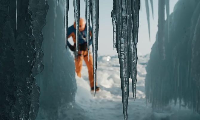 Гляди в оба #8: топы скалолазания, байкальский лёд и горы вдохновения (Путешествия)