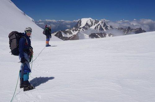 Открывается школа горного туризма турклуба МГТУ имени Баумана (Горный туризм)