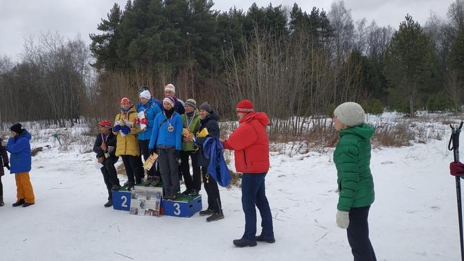 Лыжная эстафета альпинистов памяти Алексея Колганова 14 февраля 2021 года (Альпинизм)