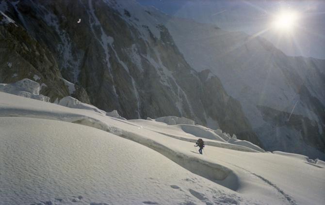 В горах наши сердца... Продолжение. (Горный туризм)