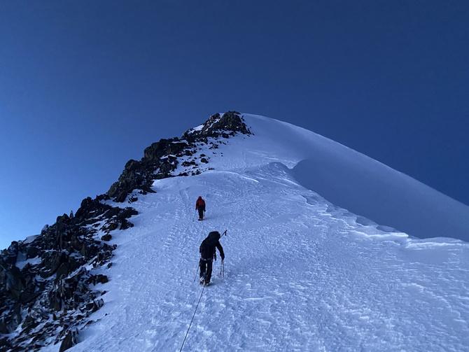 Зимняя Белуха 2021, 4-8 февраля (Альпинизм)