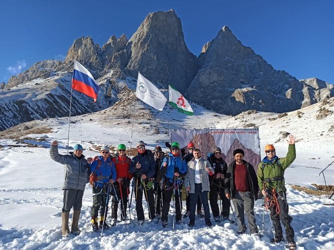 «Управление Альпинистских Лагерей» и Александр Яковенко приглашает на Кавказ! (Альпинизм)