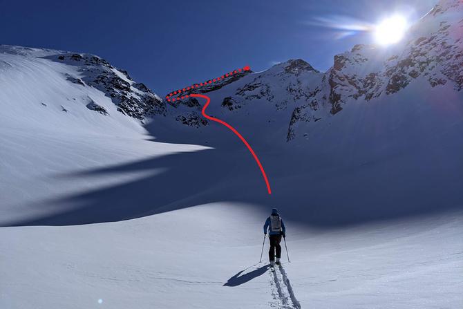 Скитур – Альпы – Валле д'Аоста (Ски-тур)