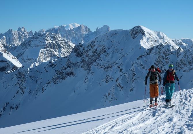 Фотоальбом: февральский скитур в Доломитах (Горные лыжи/Сноуборд)