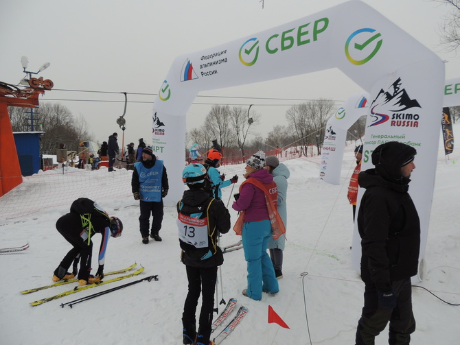 Чемпионат Москвы по ски-альпинизму 2021 и завершение сезона 2020-2021 (Ски-тур)