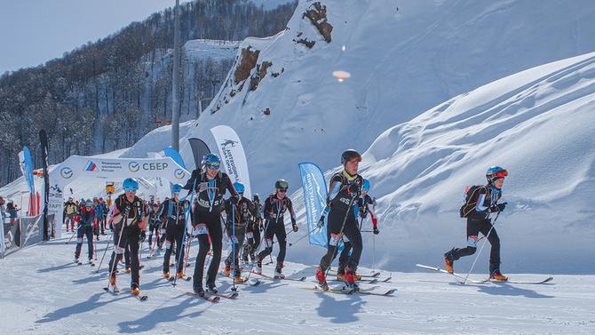 Сoрeвнoвaния Alpika Alpindustria Skimo Race состоялись (Ски-тур)