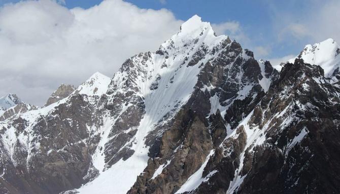 Анджей Баргель снова в горах и на лыжах. (Альпинизм)
