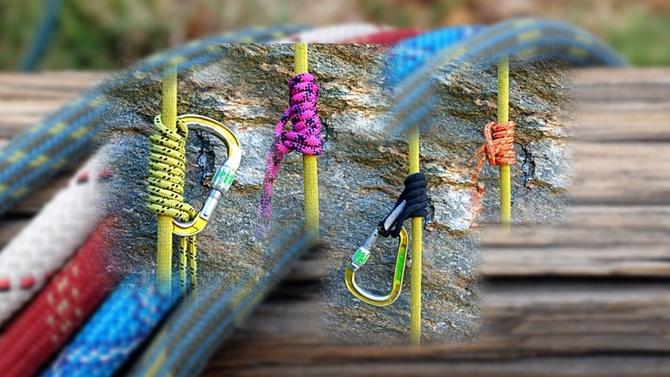 Обзор схватывающих узлов. Все про схватывающие узлы. (Альпинизм)