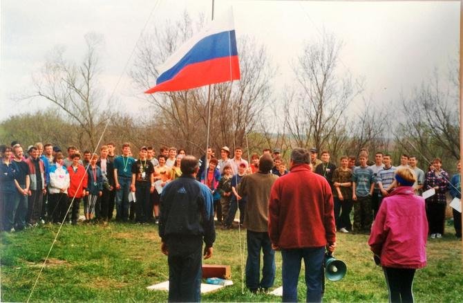 Сафроновские соревнования по 2004 год. (Горный туризм)