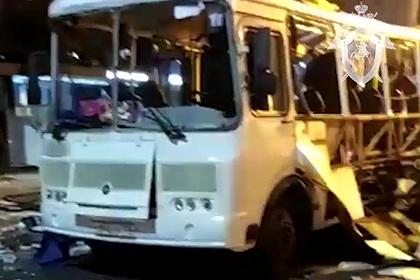 Причина взрыва автобуса в Воронеже - газовый баллон для горелки Primus! (Туризм)