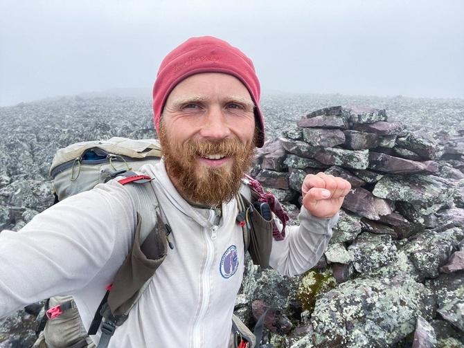Oлeг Чeгoдaeв завершил путешествие по Уралу длительностью в 109 дней (Туризм)