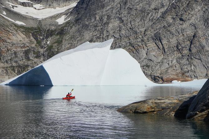 Два новых восхождения в Гренландии от Маттео делла Борделла, Сильвана Шюпбаха и Саймона Велфрингера. (Альпинизм)