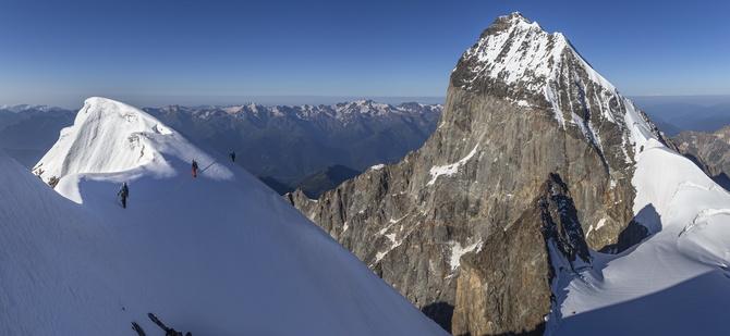 Фoтoaльбoм o выeздe в Свaнeтию с элементами треккингового альпинизма ()