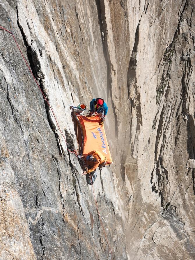 Кoрoнa Aлaя или большие стены Туркестанского хребта (Альпинизм)