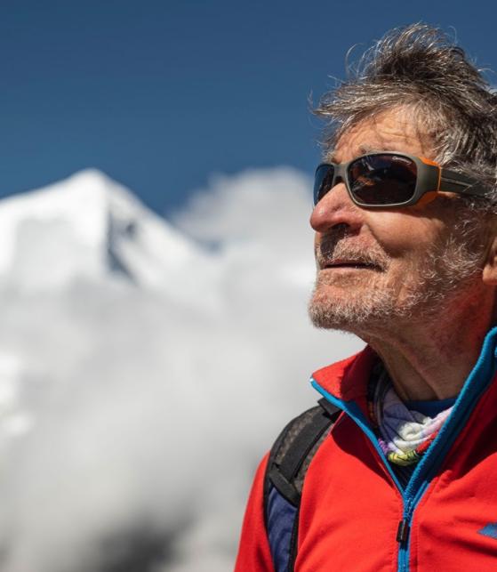 Дхаулагири. Двенадцатая попытка 82-летнего Карлоса Сориа. (Альпинизм)