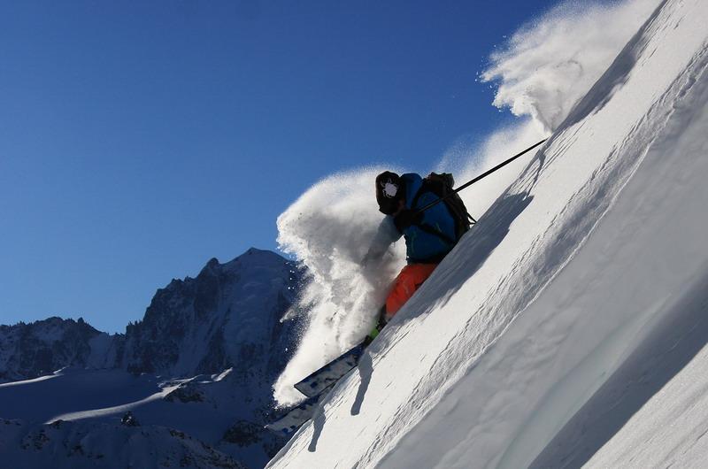 Ебут на лыжах