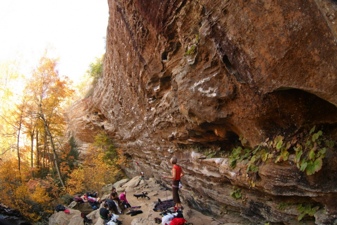 Red River + Red Rocks..... (Альпинизм, dav club russland, usa)