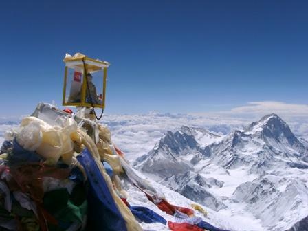 Смерть В Горах: Смерть На Эвересте