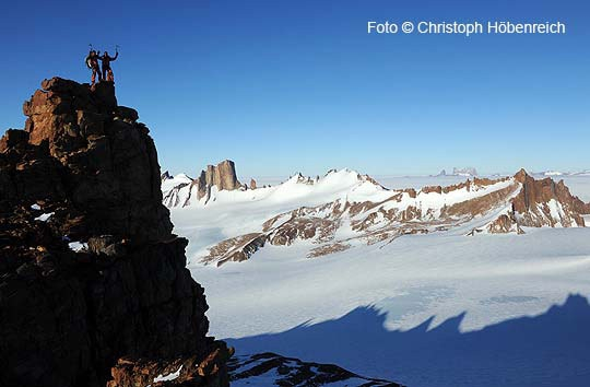 Eleven First Ascents in Antarctica (Альпинизм)
