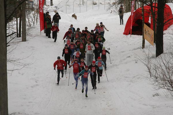 Мартовский Заяц 2010 (Альпинизм, горный кросс, elbrus race, red fox, фасил)
