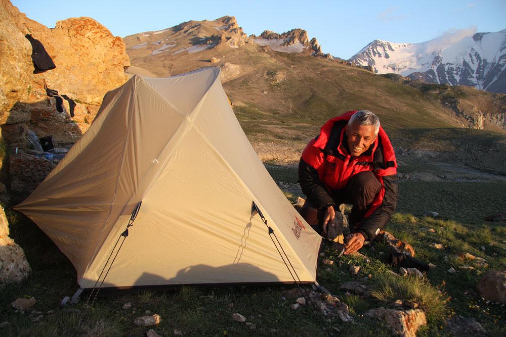 эротические случаи в палатке