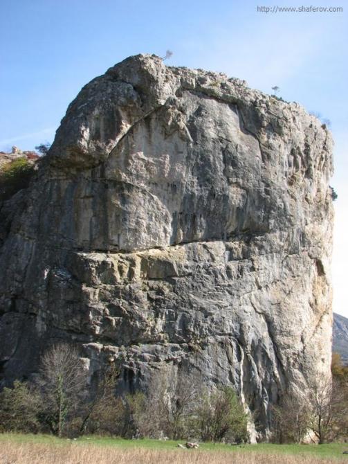 Красный Камень (Крым) - новые скалолазные маршруты (Скалолазание, гайдбук, скалолазание в крыму, первопрохождения)