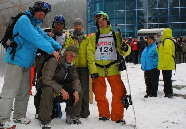 Russian Freeride Cup 2011. Домбай. Вести с полей (Бэккантри/Фрирайд, фрирайд)