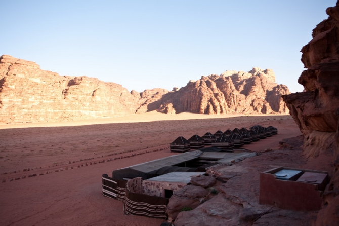 Jordan Women. Part 2 (Альпинизм, wadi rum, vento, red fox)