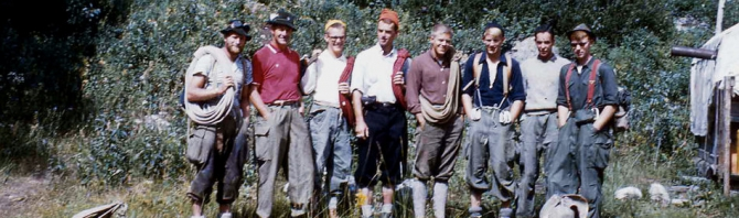 Exum Mountain Guides: Celebrating 80 Years (Альпинизм, история, альпинизм, гид, америка, сша)