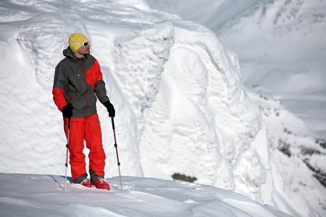 Хибины Freeride school - 2011 (Бэккантри/Фрирайд, фрирайд)