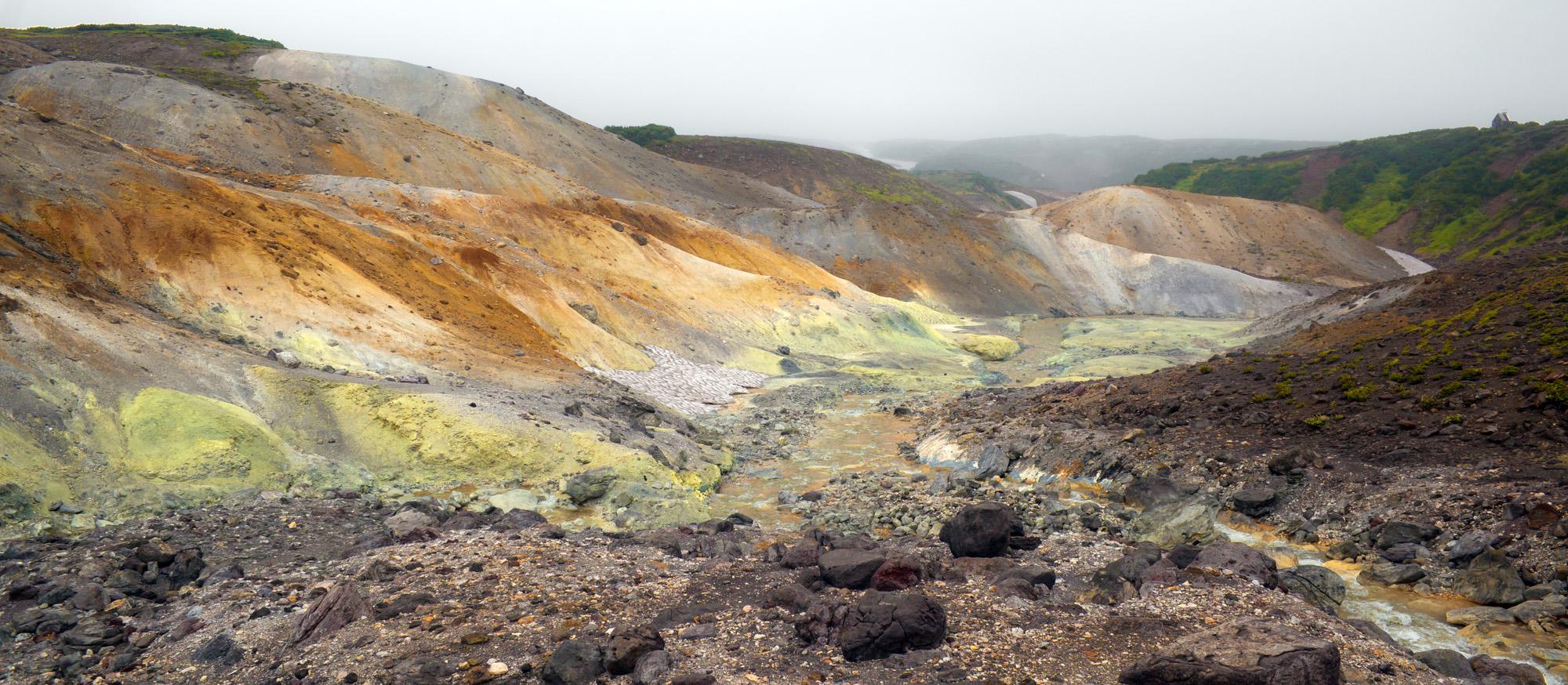 Долина смерти унесла жизни многих людей и животных
