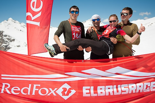 Впечатления от забегов на снегоступах (Снегоступинг, эльбрус, red fox elbrus race, снегоступинг)