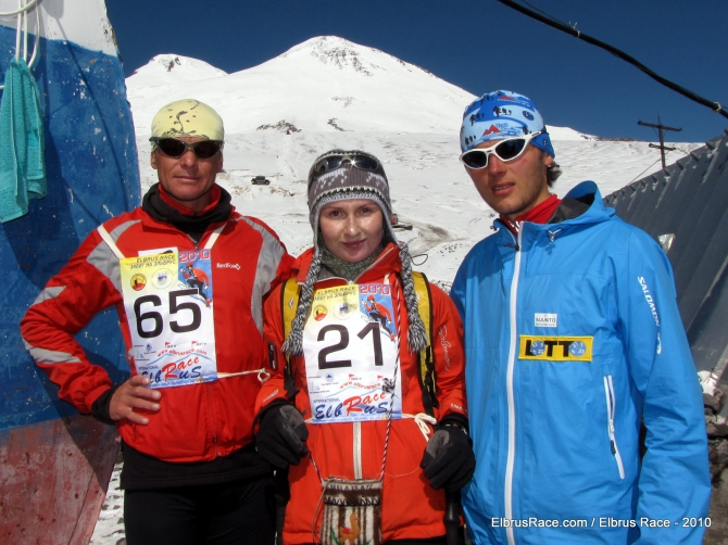 """В Европе выше не бегают!!"" - VII international ELBRUS RACE 2012 (Альпинизм, бэл, балыбердин, забег на эльбрус, bask, эльбрус, баск)"