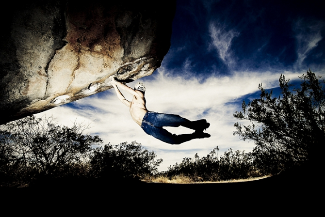 Pics of the day.. (trad, bouldering)