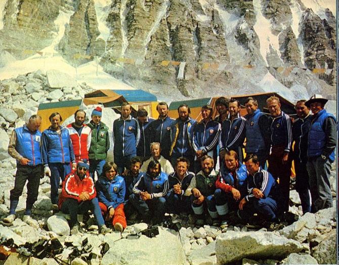 Восхождение на Эверест. В мае - 25 лет. (Альпинизм, юго-западная стена)