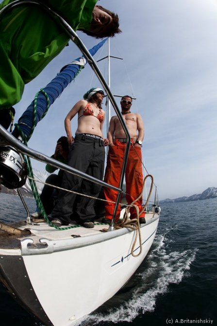 Sailing backcountry 2013 (Бэккантри/Фрирайд, камчатка, фрирайд, kamchatka freeride commununity)