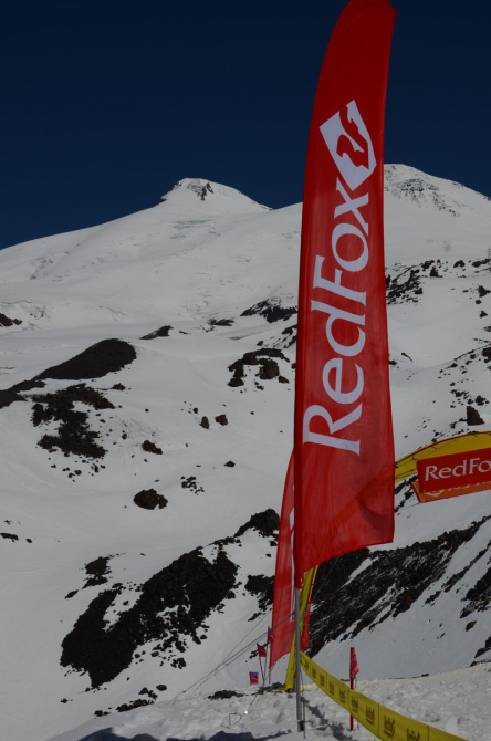 Red Fox Elbrus Race 2013 (Скайраннинг, скайранинг, эльбрус, снегоступы, скоростное восхождение)