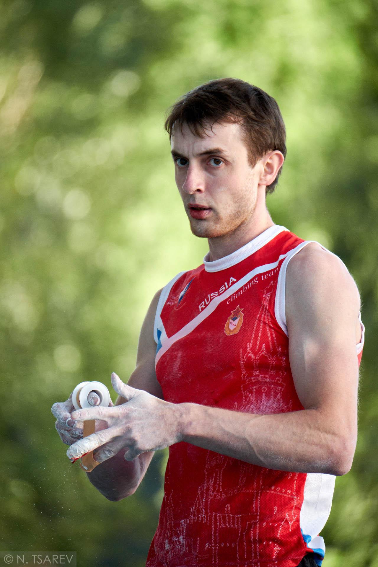 Atleet en hoer